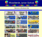 Woodlands Junior School screenshot
